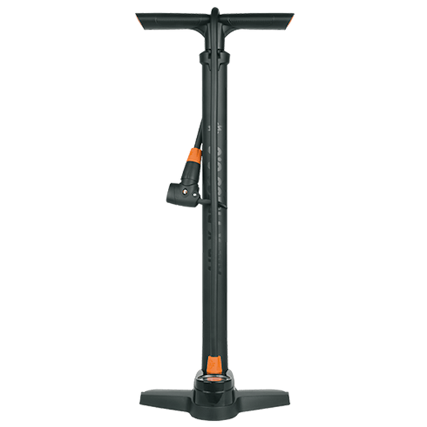 SKS - Floor Pump with Pressure Gauge