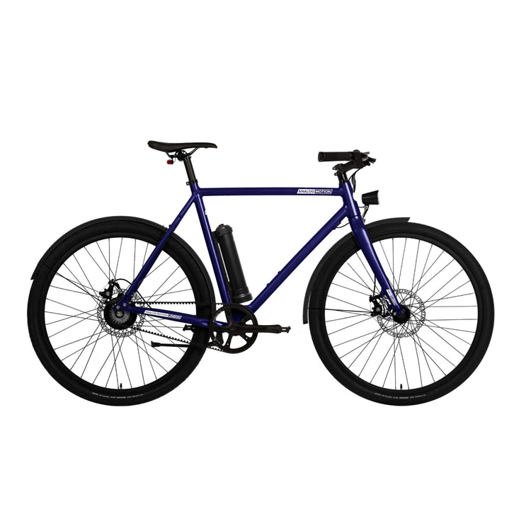 Analog Motion AMX Le Classic Electric Hybrid Bike - 2020 Deep Blue
