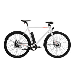 Analog Motion AMX Le Classic Electric Hybrid Bike - 2020 Pearl White