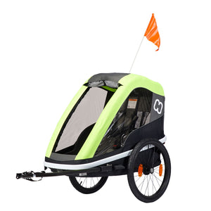 Hamax Avenida Twin Child Bike Trailer