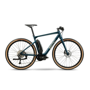BMC AMP AL Cross One Electric Hybrid Bike - 2021