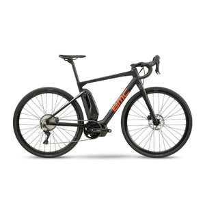 BMC AMP Sport Three DB Electric Road Bike - 2021 Carbon