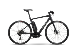 BMC Alpenchallenge AMP Sport Two Hybrid Electric Bike - 2020 Black