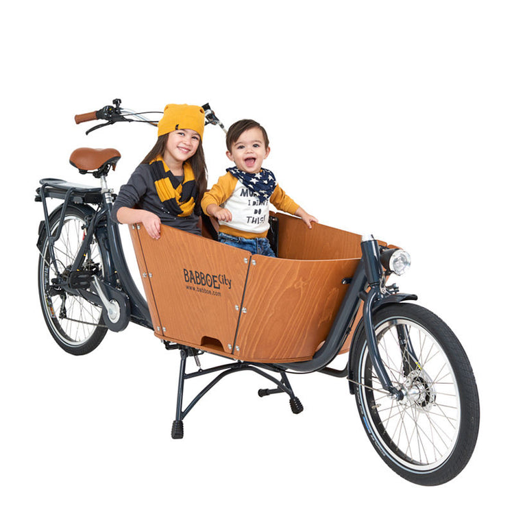 Babboe City-E Electric Cargo Bike - 2020