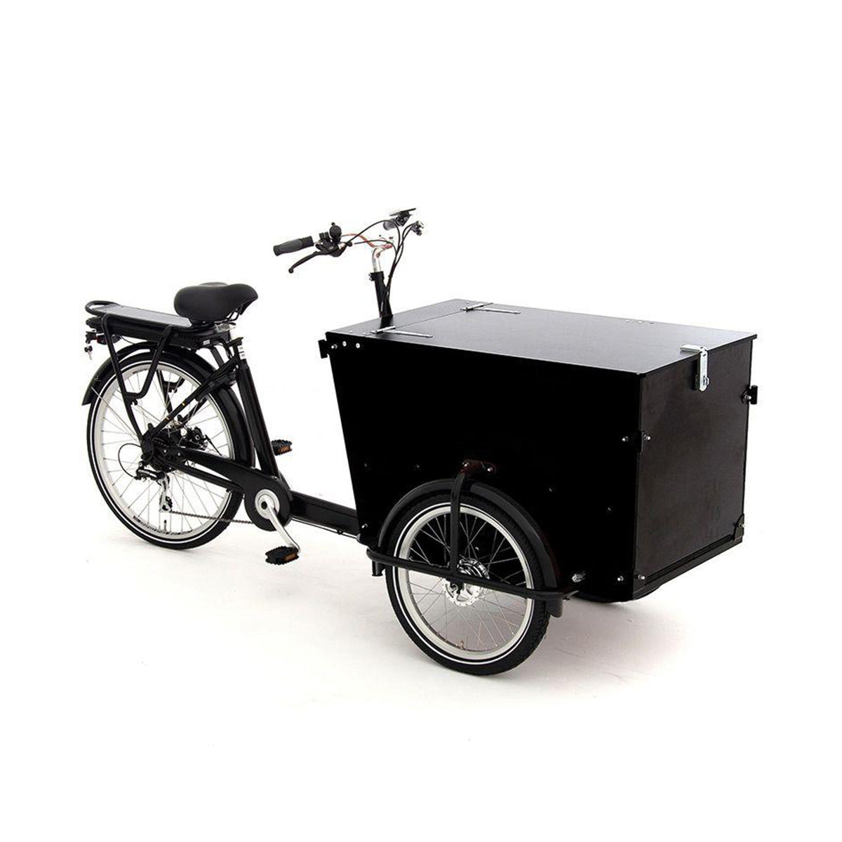 Babboe Pro Trike-E 374Wh Electric Cargo Bike - 2020