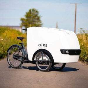 Raleigh Pro Trike XL Cargo Electric Bike - 2021