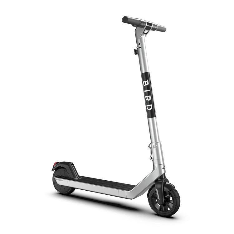 Bird Air Electric Scooter Silver