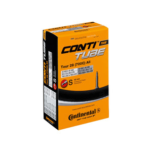 Continental Tour 26 X 1.3 - 1.75 Inch 40mm Schrader Inner Tube