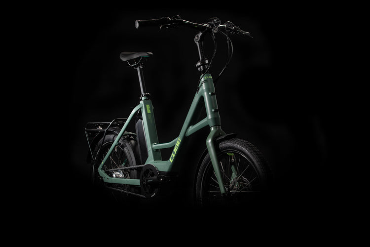 Cube 20 Inch Compact Hybrid Electric Bike - 2020