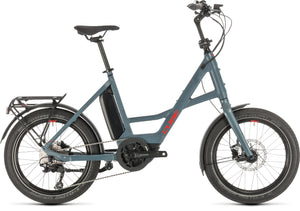 Cube 20 Inch Compact Sport Hybrid Electric Folding Bike - 2020