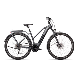 Cube Kathmandu Hybrid One 500 Trapeze Electric Hybrid Bike - 2021