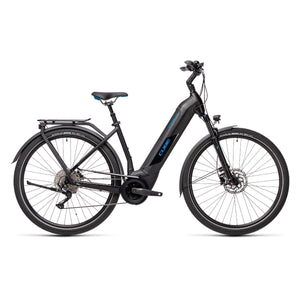 Cube Kathmandu Hybrid Pro 625 Low Step Electric Hybrid Bike - 2021