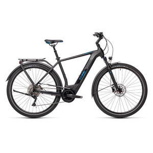 Cube Kathmandu Hybrid Pro 625 Cross Bar Electric Hybrid Bike - 2021