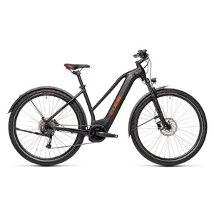 Cube Nature Hybrid One 500 Allroad Trapeze Electric Hybrid Bike - 2021