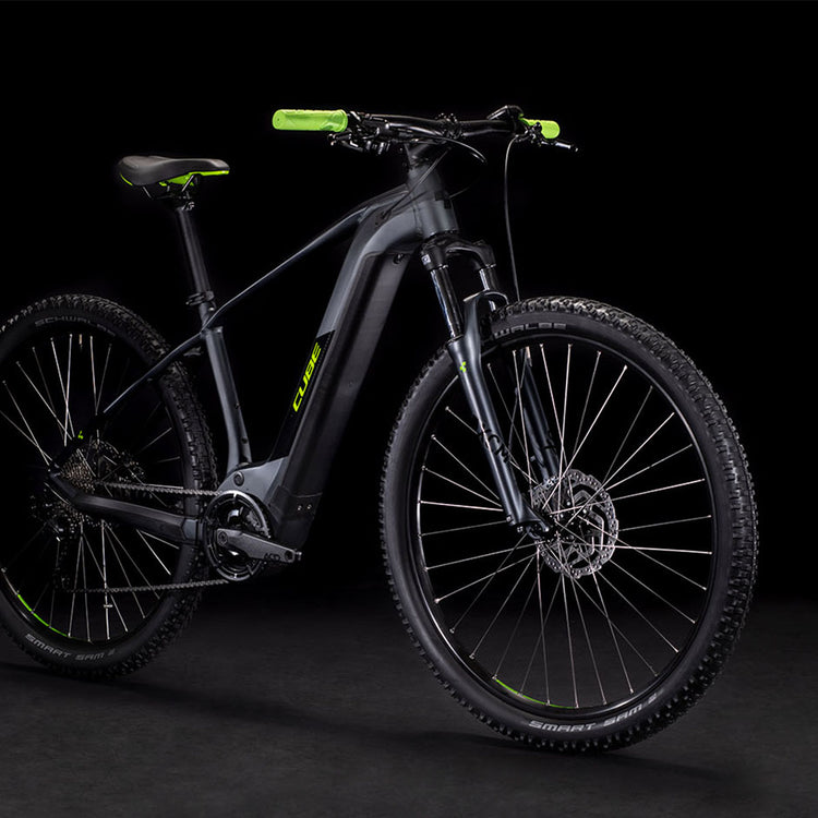 Cube Reaction Hybrid Performance 500 Electric Mountain Bike - 2021