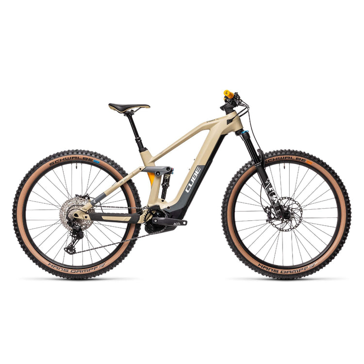 Cube Stereo Hybrid 140 HPC SL 625 Electric Mountain Bike - 2021
