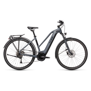 Cube Touring Hybrid One 500 Trapeze Electric Hybrid Bike - 2021