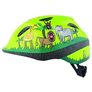 ETC Jungle Junior Helmet Yellow