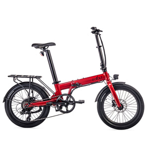 Eovolt Confort Electric Folding Bike  - 2021