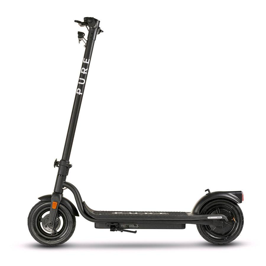 Pure Air Electric Scooter - Second Generation - Black