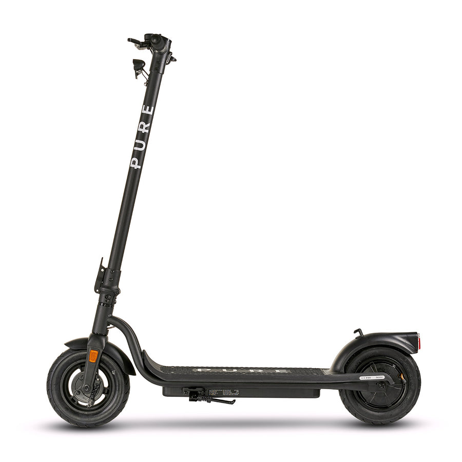 Pure Air Pro Electric Scooter - Second Generation - Black