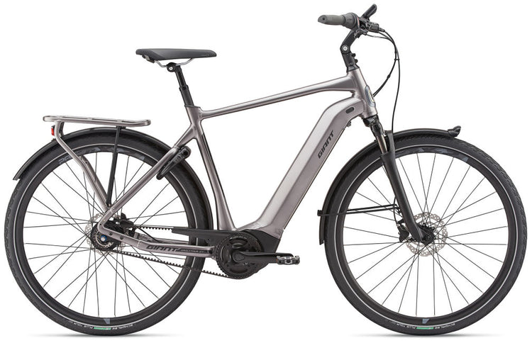 Giant DailyTour E+1 Electric Hybrid Bike - 2020