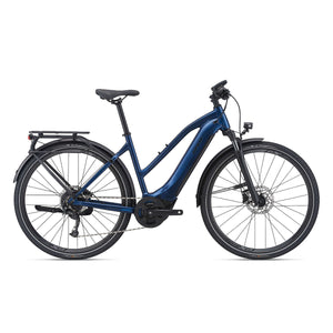 Giant Explore E+ 2 Stagger Electric Hybrid Bike - 2021