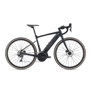 Giant Road E+ 1 Pro Electric Road Bike - 2021 Black