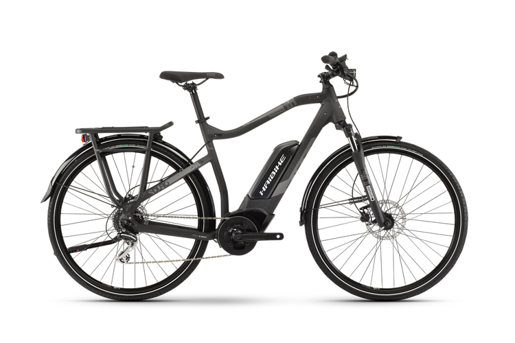 Haibike SDuro Trekking 1.0 Mens Electric Hybrid Bike - 2020