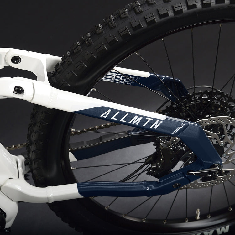 Haibike AllMtn 3 Electric Mountain Bike - 2021