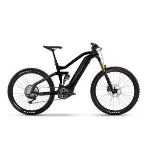 Haibike AllMtn 7 Electric Mountain Bike - 2021 Black