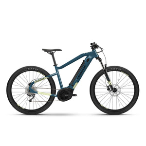Haibike HardSeven 5 Electric Mountain Bike - 2021 Blue
