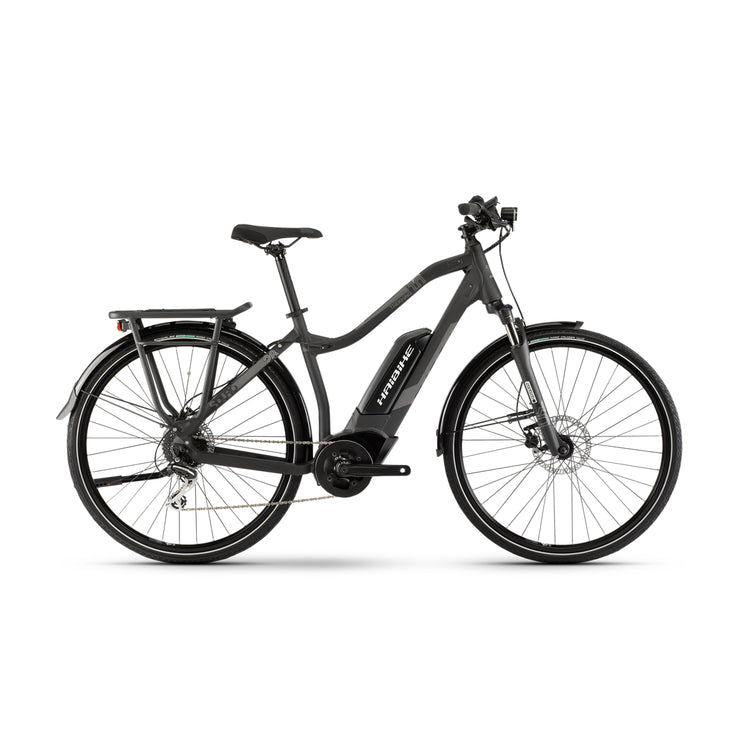 Haibike SDuro Trekking 1.0 Womens Electric Hybrid Bike - 2020