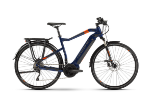 Haibike SDuro Trekking 5.0 Mens Electric Hybrid Bike - 2020