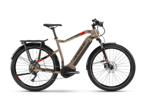 Haibike SDuro Trekking 4.0 Mens Electric Hybrid Bike - 2020