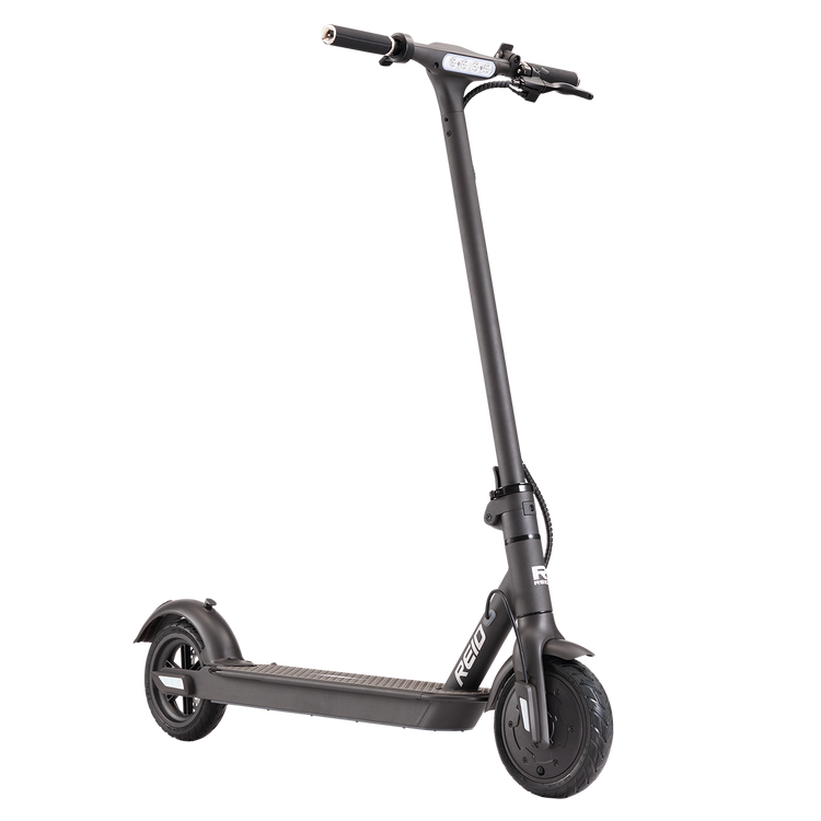 Black Reid E4 Electric Scooter