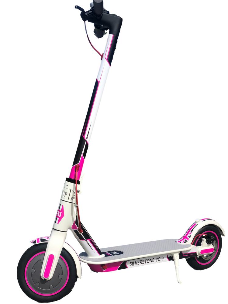 Custom Designed Electric Scooter