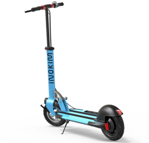Light Blue Inokim Quick 3 Super Electric Scooter