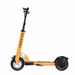 Orange Inokim Quick 3 Super Electric Scooter
