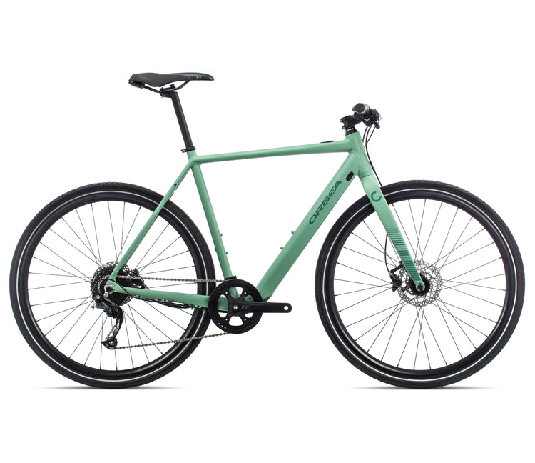 Orbea Gain F40 E-Bike - Light Green
