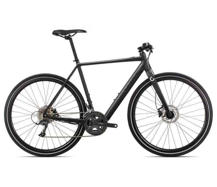 Orbea Gain F30 E-Bike - Black