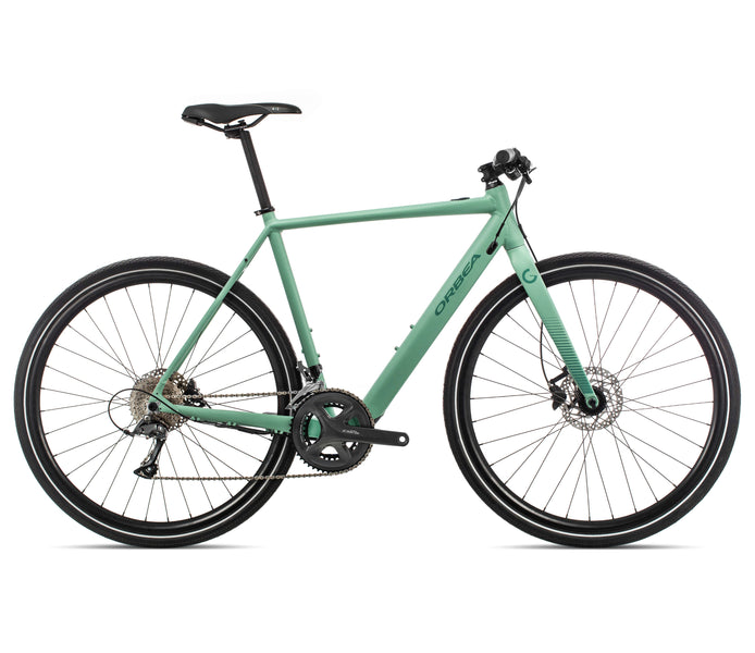 Orbea Gain F30 E-Bike - Light Green