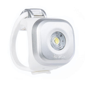 Knog Blinder Mini Dot Light Front Silver