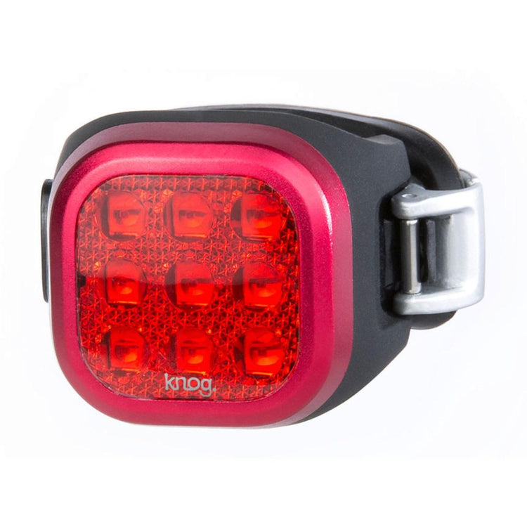 Knog Light Blinder Mini Niner Rear Red