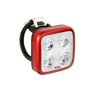 Knog Light Blinder Mob Four Eyes Front Red