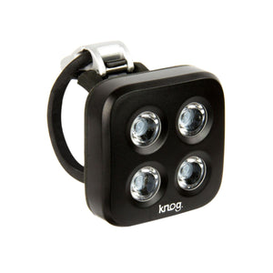 Knog Light Blinder Mob The Face Front Black