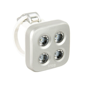 Knog Light Blinder Mob The Face Front Silver