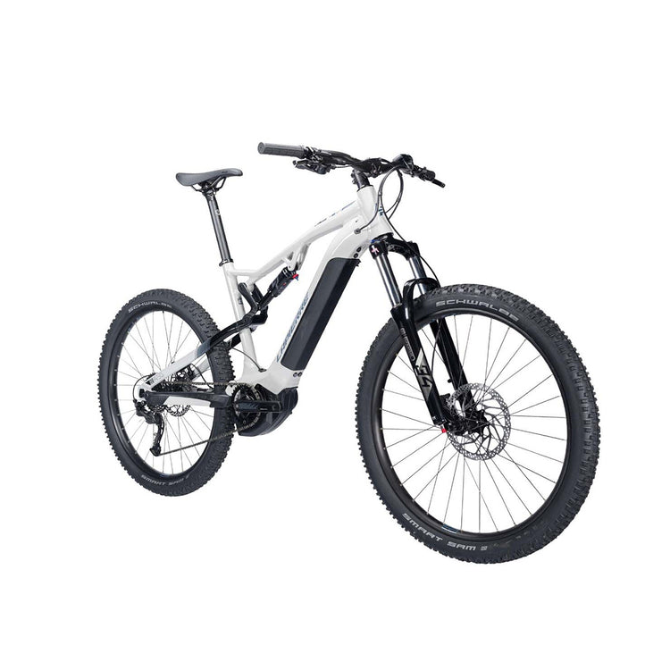 Lapierre Overvolt TR 3.5 Electric Mountain Bike - 2021 - White