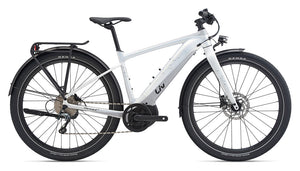 Liv Thrive E+ EX Pro Electric Hybrid Bike - 2020