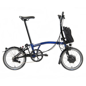 Brompton M6L 6 Speed Electric Folding Bike - 2020